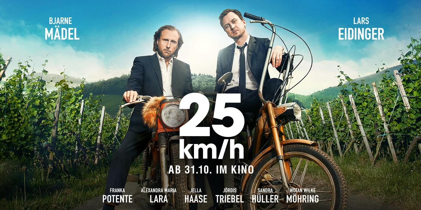 """Kinofilm """"25 km/h"""" - Music by Andrej Melita"""