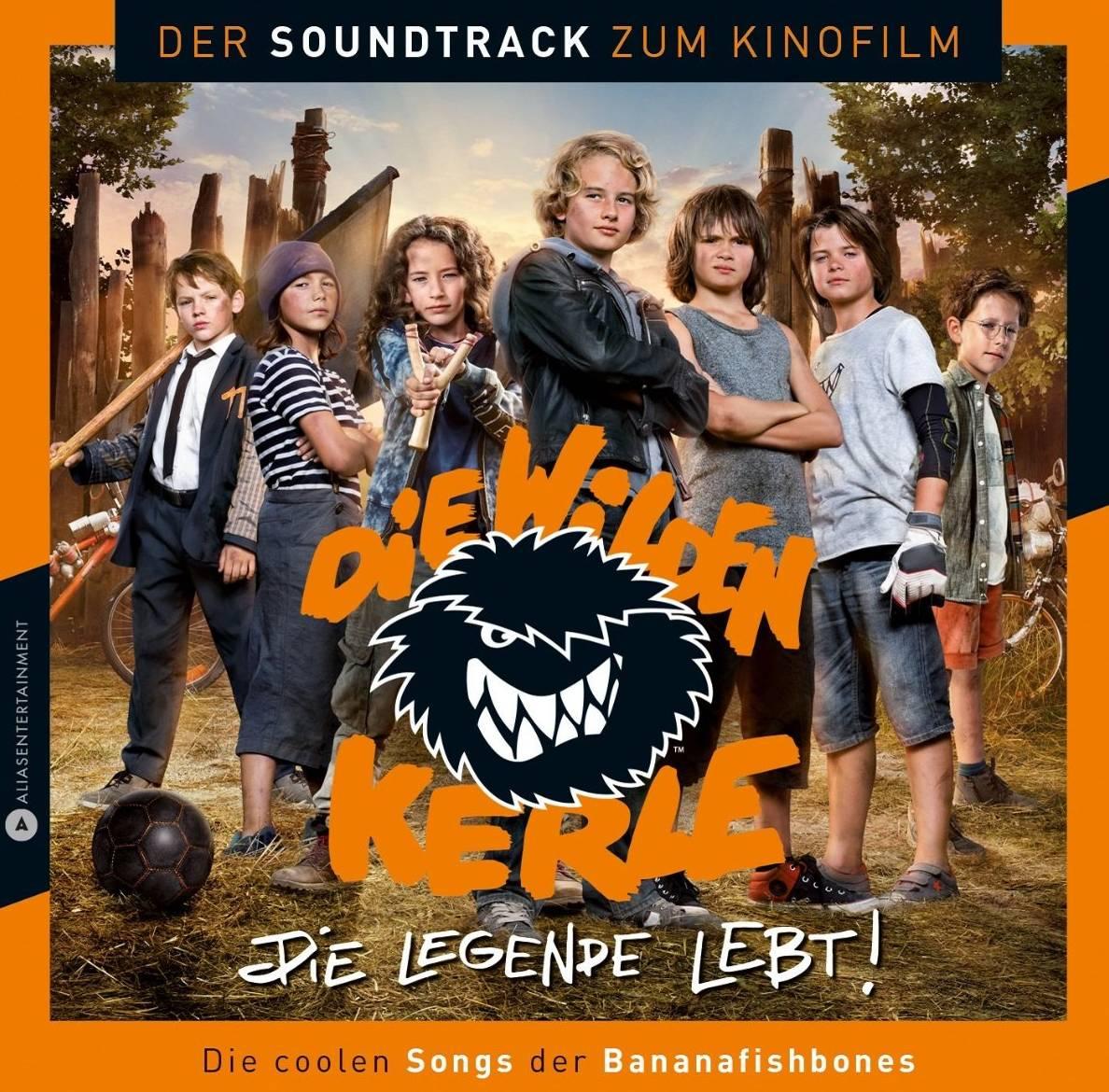 Die Wilden Kerle 6 - Die Legende lebt - Der Soundtrack zum Film